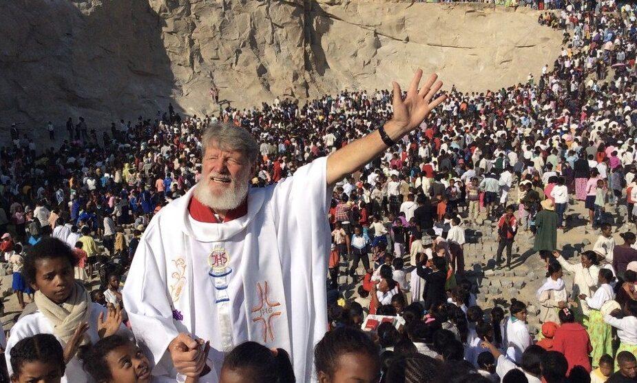 El misionero Pedro Opeka, nominado de nuevo al Nobel de la Paz