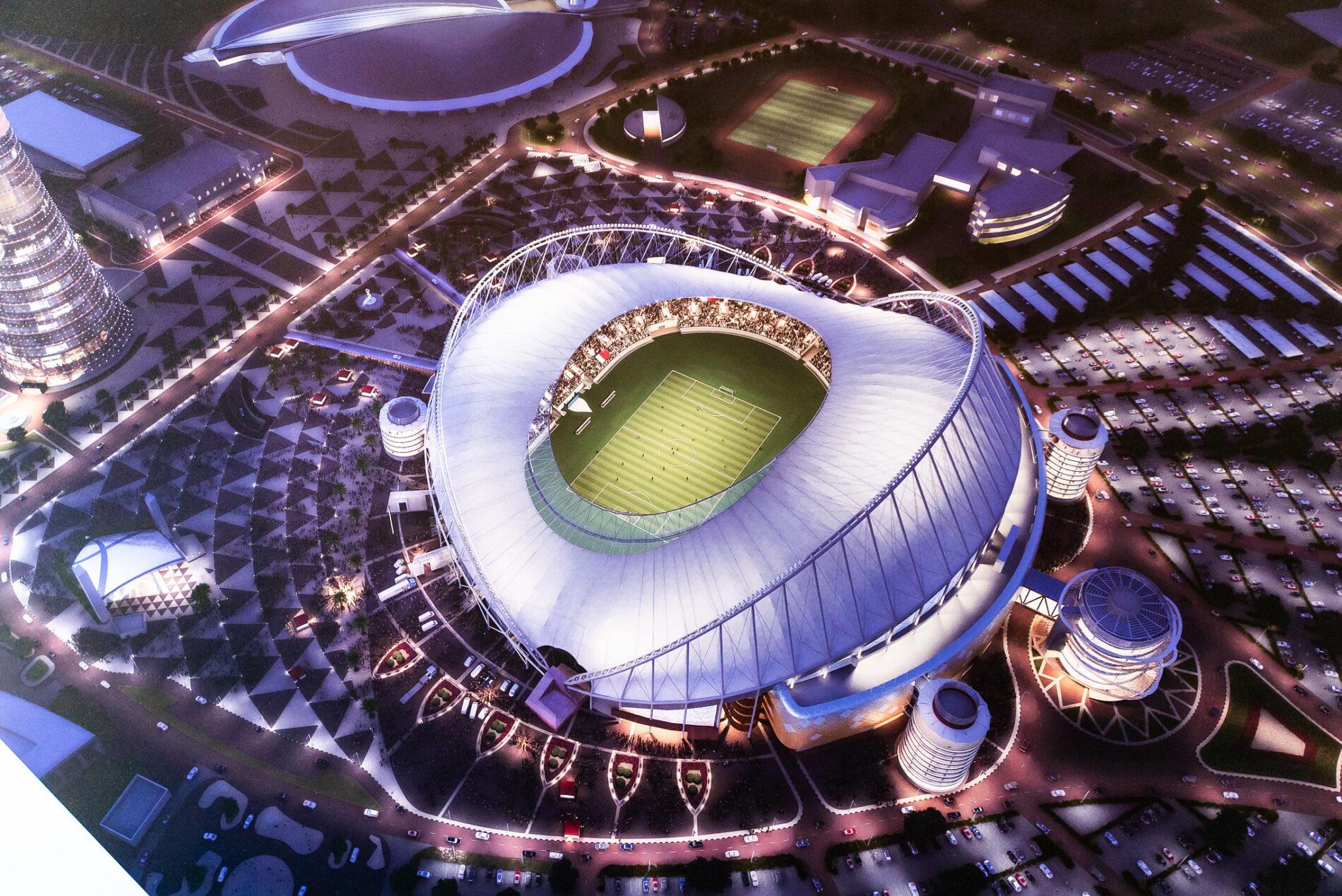 Esclavitud en Catar: El mundial de fútbol sigue matando a trabajadores migrantes