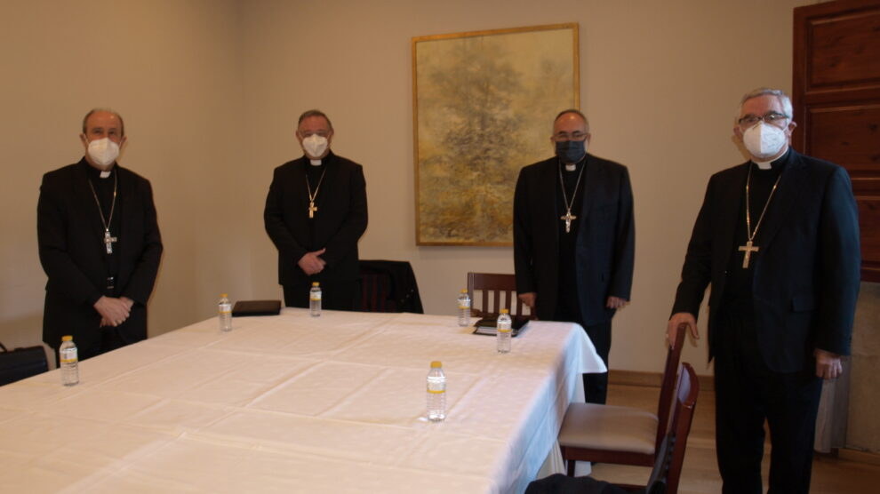 Reunión de los obispos