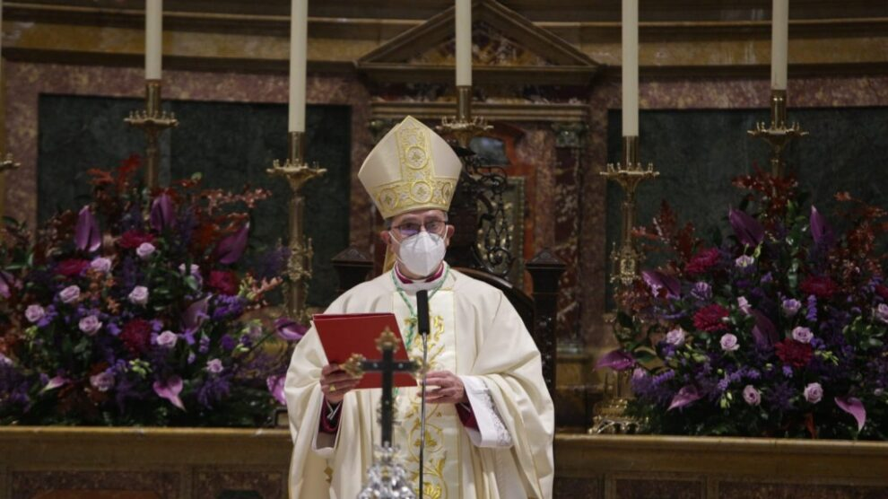El obispo de Zamora