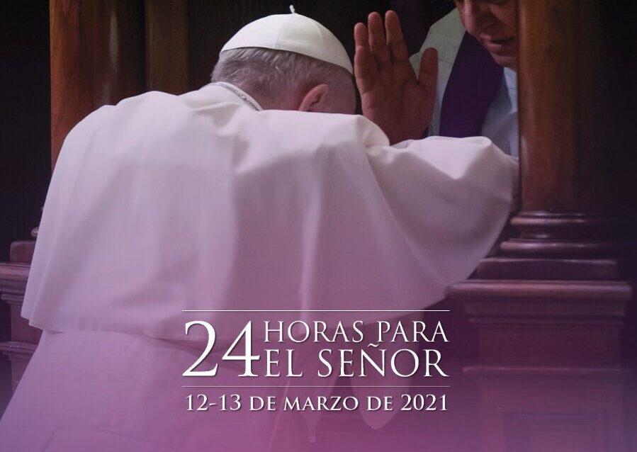 24 horas de adoración y reconciliación en la diócesis de Tui-Vigo