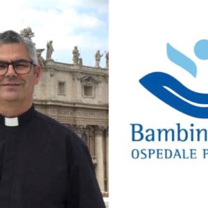 El sacerdote Fermín González Melado elegido miembro del comité de Ética del BambinoGesù de Roma