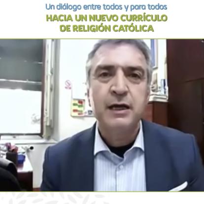 Xosé Manuel Domínguez: «La asignatura de Religión puede acompañar al alumno como ninguna otra puede hacerlo»