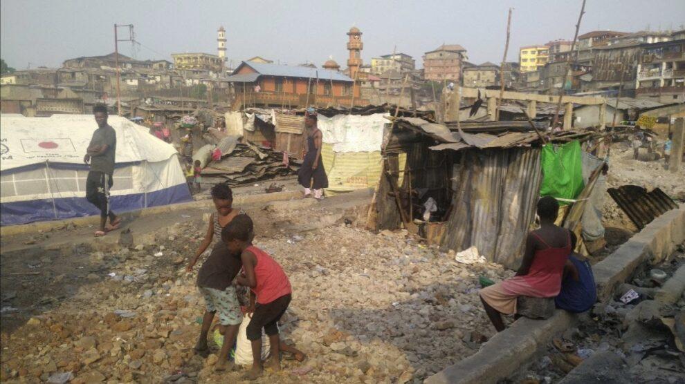 S.O.S. de Misiones Salesianas: Más de 7.000 personas lo han perdido todo en Sierra Leona en un incendio