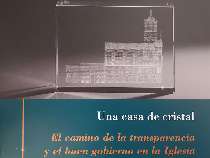 Martes 9, presentación del libro sobre la transparencia en la Iglesia, con Fernando Giménez Barriocanal y Ester Martín