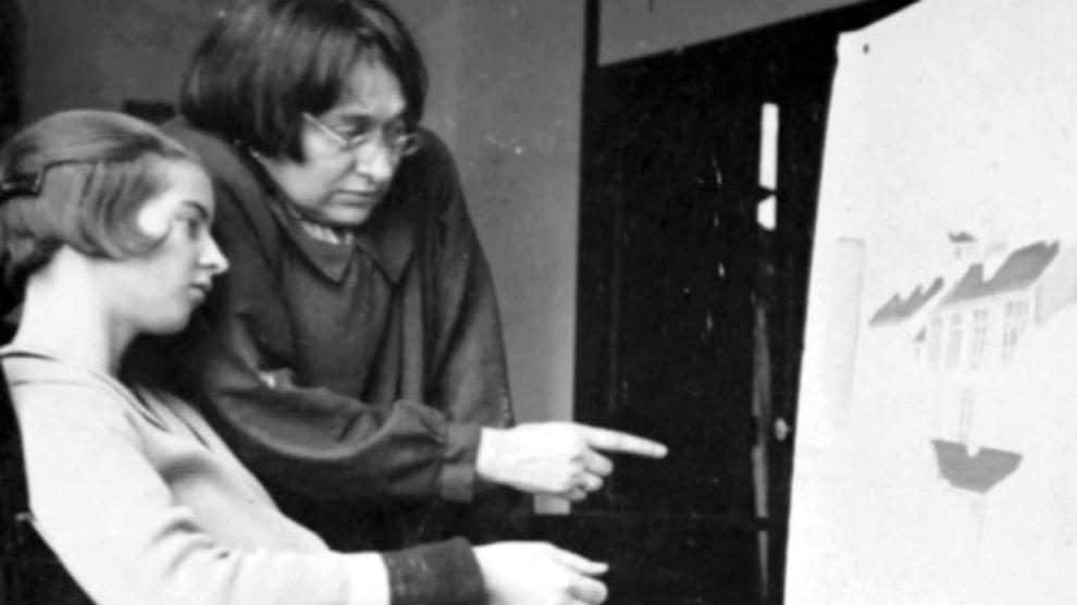 María Blanchard: una piadosa pintora, por Alfonso V. Carrascosa