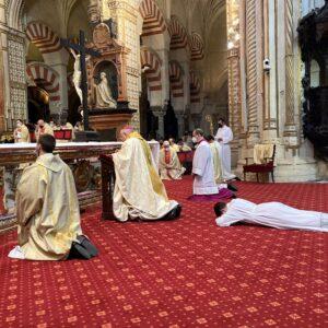Nuevo diácono en la diócesis de Córdoba
