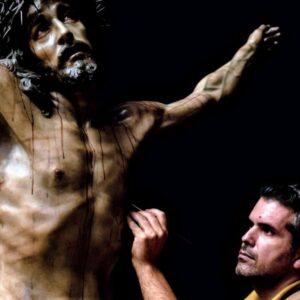 José María Ruiz Montes: «Para mí es fundamental esa unión entre el arte y la vida de oración»