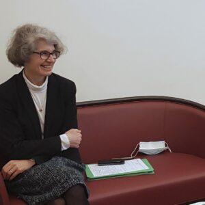 Nathalie Becquart: «El Papa quiere a las mujeres como protagonistas en la Iglesia»