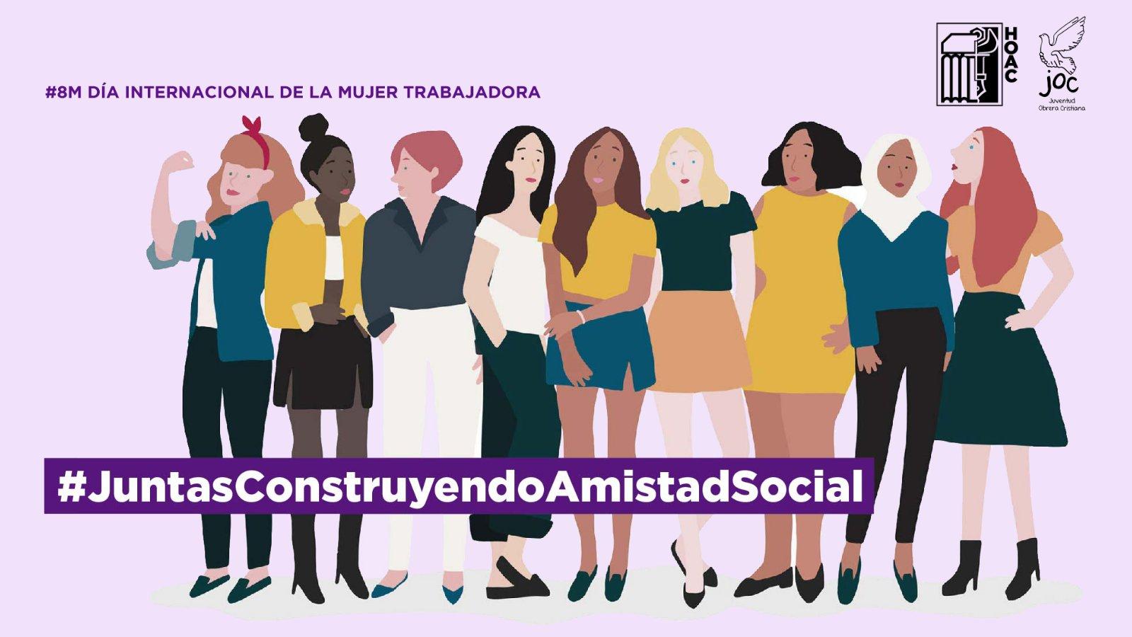 Movimientos de trabajadores cristianos denuncian el aumento de las brechas de género en el mercado laboral