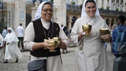 El papel de la mujer en la Iglesia en las XXIII Jornadas Agustinianas