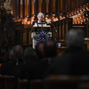 VAlladolid, 19 .03.21 pregón semana santa 2021 María Antonia Fernández del Hoyo rodrigo jiménez