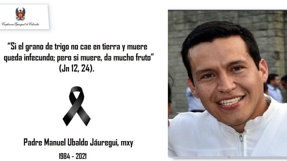 Pesar por el asesinato de un misionero colombiano en Angola