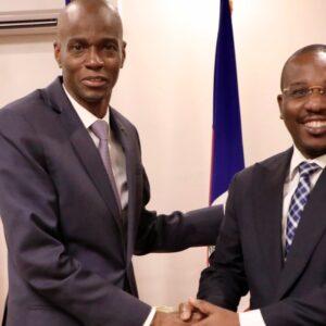Dimisión del primer ministro de Haití