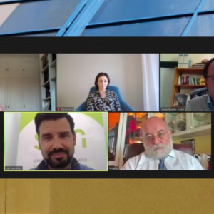 El Servicio Jesuita a Migrantes aborda en una mesa redonda la realidad de los CIES durante la pandemia