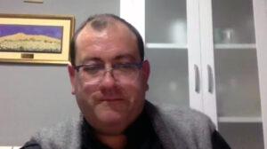 Roman A. Pardo Manrique en Atrium: «Vivimos en una sociedad que se mueve con pies de barro»