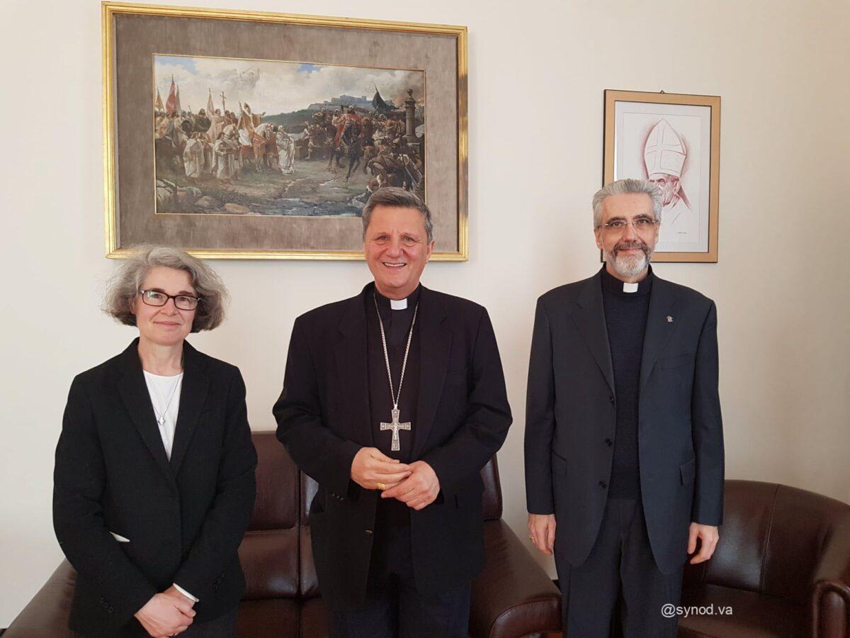 Cardenal Grech y el Sínodo