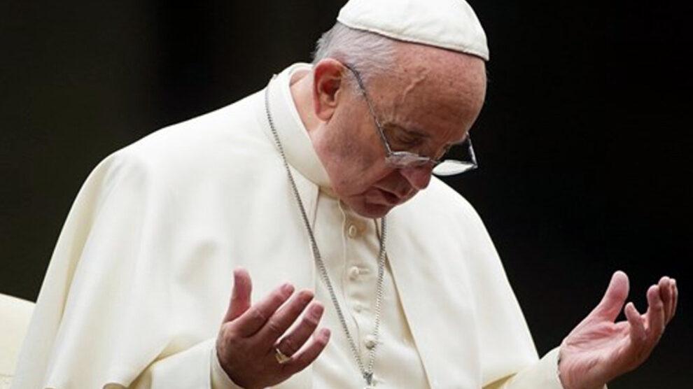 Papa Francisco oración fin pandemia