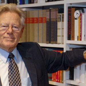 Fallece Hans Küng