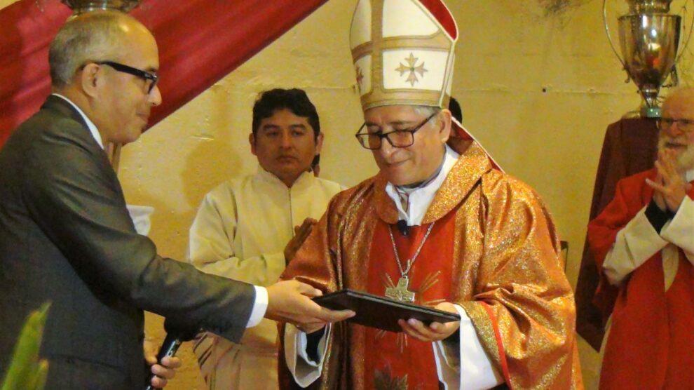 Luis Alberto Barrera, nuevo obispo de Callao (Perú)