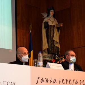 Ricardo Blázquez Congreso Santa Teresa