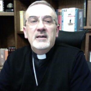 Pizzaballa, Patriarca Latino de Jerusalén