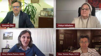 Coloquio en el ITVR: Transformación, oportunidad y esperanza en la vida consagrada