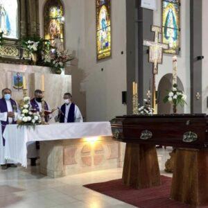 Los obispos José Melitón Chávez (Argentina) y Arturo Correa (Colombia), nuevas víctimas de la covid-19