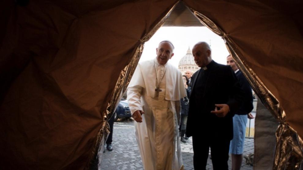 Francisco sobre el alto al fuego en Oriente Próximo: «Doy gracias a Dios. Espero que se sigan los caminos del diálogo y la paz»