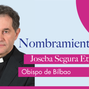 Joseba Segura obispo Bilbao
