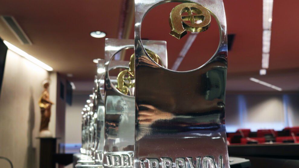 Todo listo para la entrega de los Premios ¡Bravo!