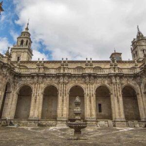 El Plan Catedrais 2021-2027 hace su próxima parada en el claustro de la catedral de Lugo