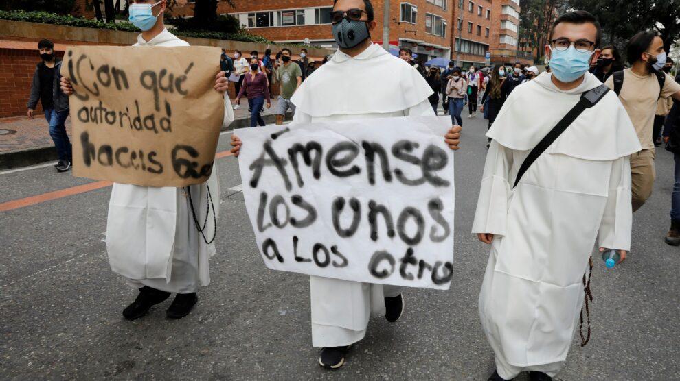 Colombia: Jornada de oración por la paz y la reconciliación