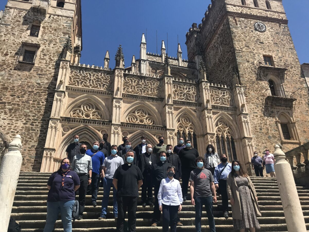 El Consejo Nacional de Juventud se ha reunido un Guadalupe