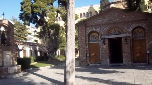 Grecia: Heridos con ácido siete obispos ortodoxos