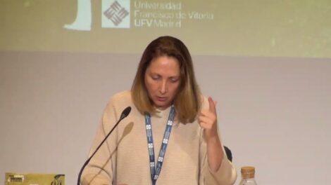 María Lacalle: «El transhumanismo no puede mejorar a las personas»