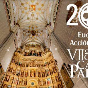 Eucaristía de acción de gracias por el VII centenario de la catedral de Palencia: «Somos una comunidad congregada por la fe»