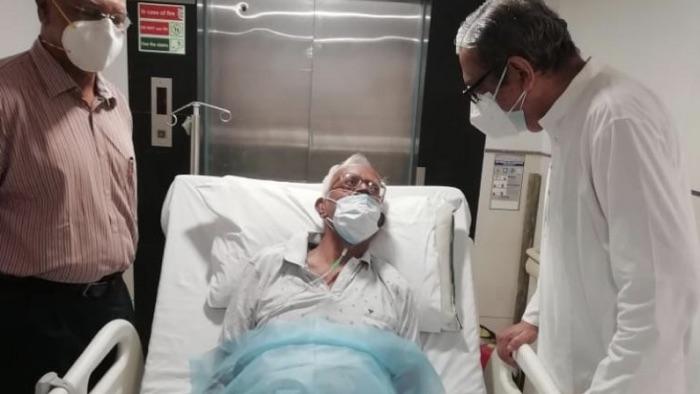 India: El Padre Swamy sigue en cuidados intensivos