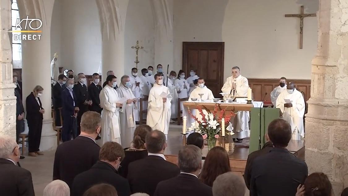 Francia recuerda al P. Hamel, levadura para el Reino de Dios