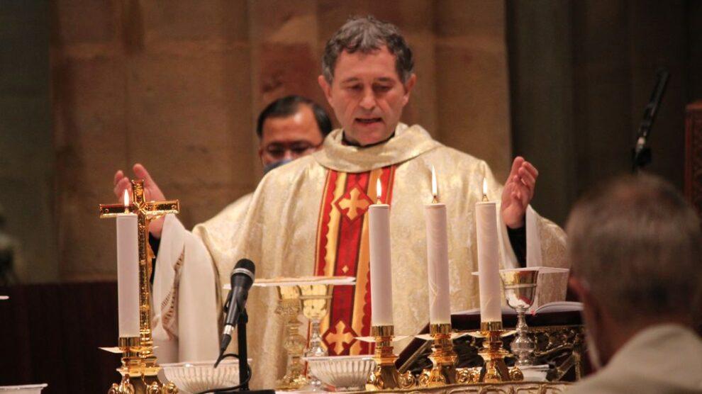 Monseñor Segura ya es obispo de Bilbao