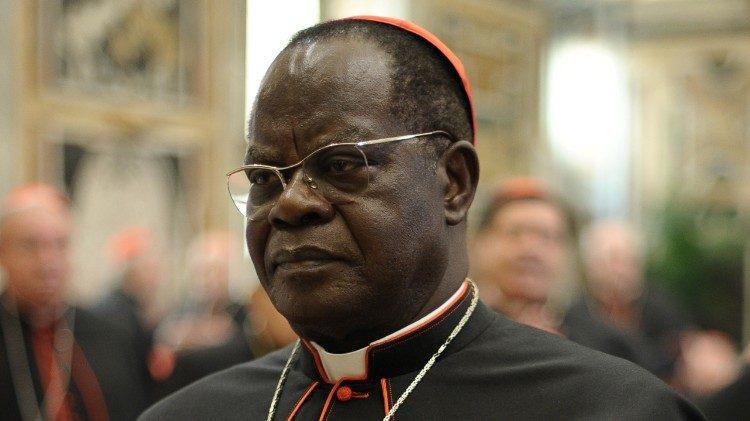 Cardenal Monsengwo Pasynia