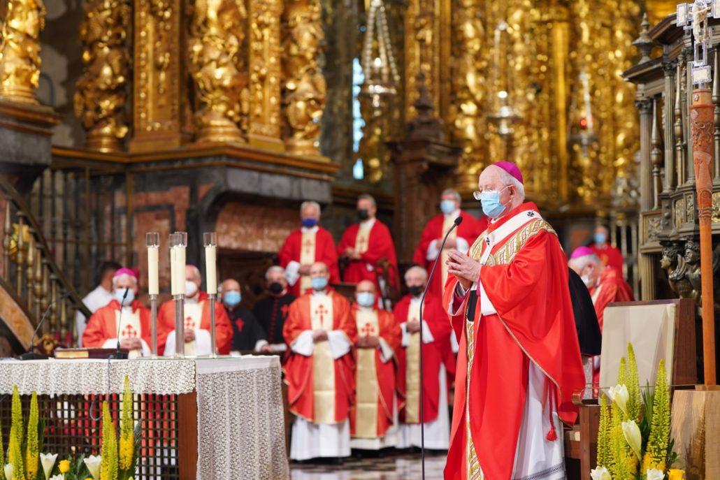 Monseñor Barrio reivindica el Año Santo como tiempo de «unidad» y «encuentro» entre los pueblos