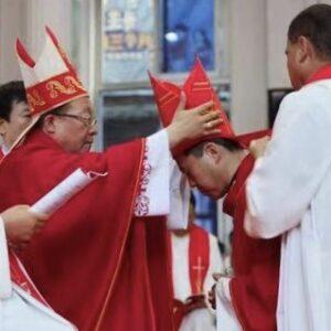 Ordenado un nuevo obispo en China, el quinto tras la firma de Acuerdo Provisional