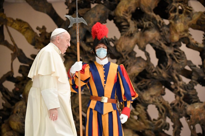 El Papa, en la Audiencia General: «San Pablo nos invita a reflexionar sobre cómo vivimos nuestra fe»