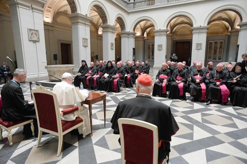 Papa Obispos Hungria