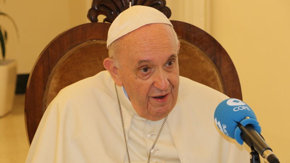 El Papa Francisco pide «honestidad y diálogo entre los países» ante la problemática de la migración