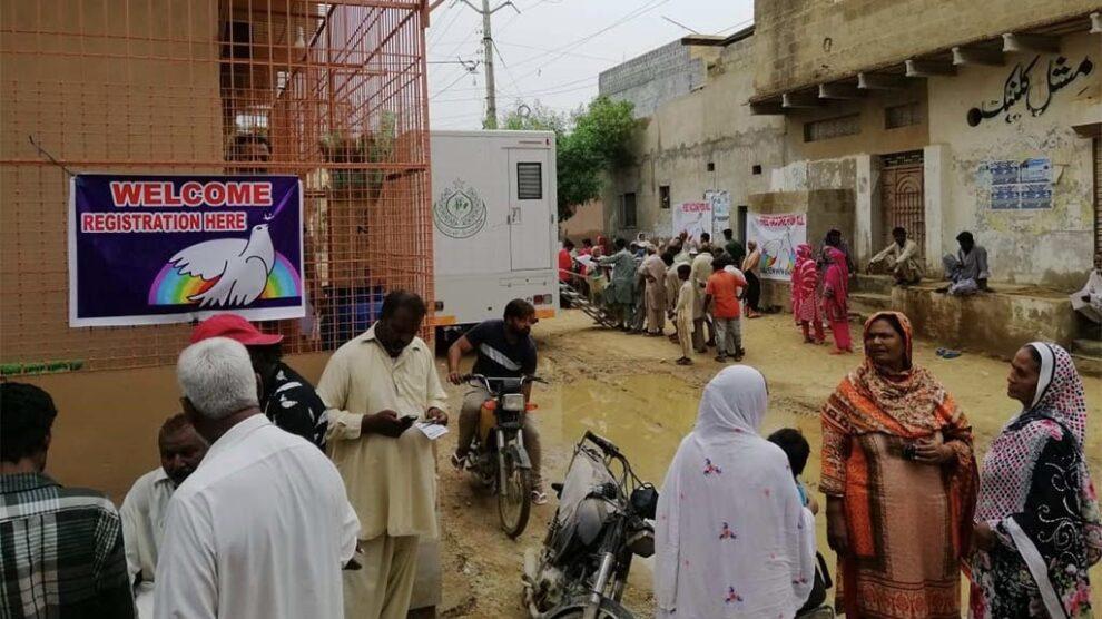La Comunidad de Sant´Egidio abre un punto de vacunación contra la covid-19 en Pakistán