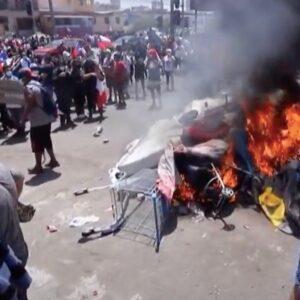 La Iglesia chilena condena la violencia contra los inmigrantes en Iquique
