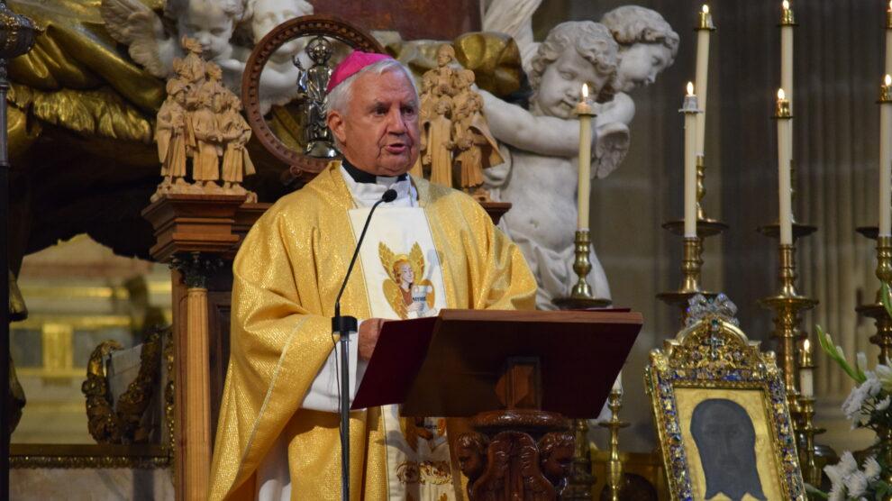 Jaén: Bodas de plata episcopales de monseñor Ramón del Hoyo